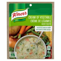 12PACK Knorr Cream of POTATOE Soup Mix 74g each -CANADA -FRESH AND DELIC... - $29.65