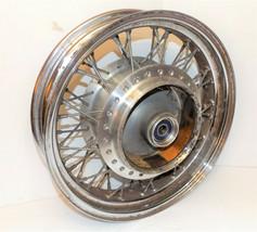 "1996 Honda Shadow VT600C : 15"" Rear Wheel Assembly (42650-MZ8-315) {M1290} - $123.98"