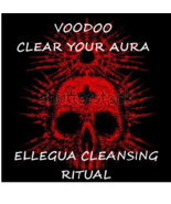 VOODOO AURA SPELL & ACCUMULATED NEG CLEANSING powerful haunted magic wit... - $29.97
