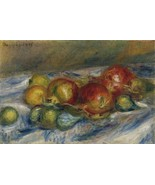 Still Life with Figs and Granates, 1915 - 40x50 inch Canvas Wall Art Hom... - $159.00