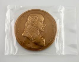 John Adams Presidential Bronze Medal US Mint Department of the Treasury - $26.72