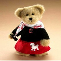 "Boyds Bears ""SANDRA"" 10"" Coca Cola® Plush Bear-#919979 - NWT- 2006- Retired - $62.36"