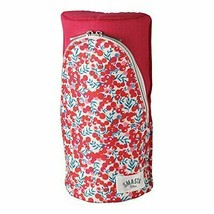 Sonic pouch stand pouch / porch SMA-STA (Sumasuta) Lil floral red FD-7169-R - $31.50