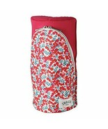 Sonic pouch stand pouch / porch SMA-STA (Sumasuta) Lil floral red FD-7169-R - $31.64