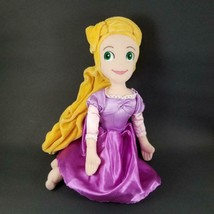 "Disney Rapunzel Plush from Tangled Sitting Princess Doll Stuffed 12"" Nor... - $11.99"