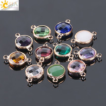 European Round Glass Crystal Beads Lady Handmade Jewelry Making Accessor... - $9.56