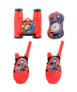 Power Rangers Walkie Talkie 4 Piece Adventure Kit - $39.94