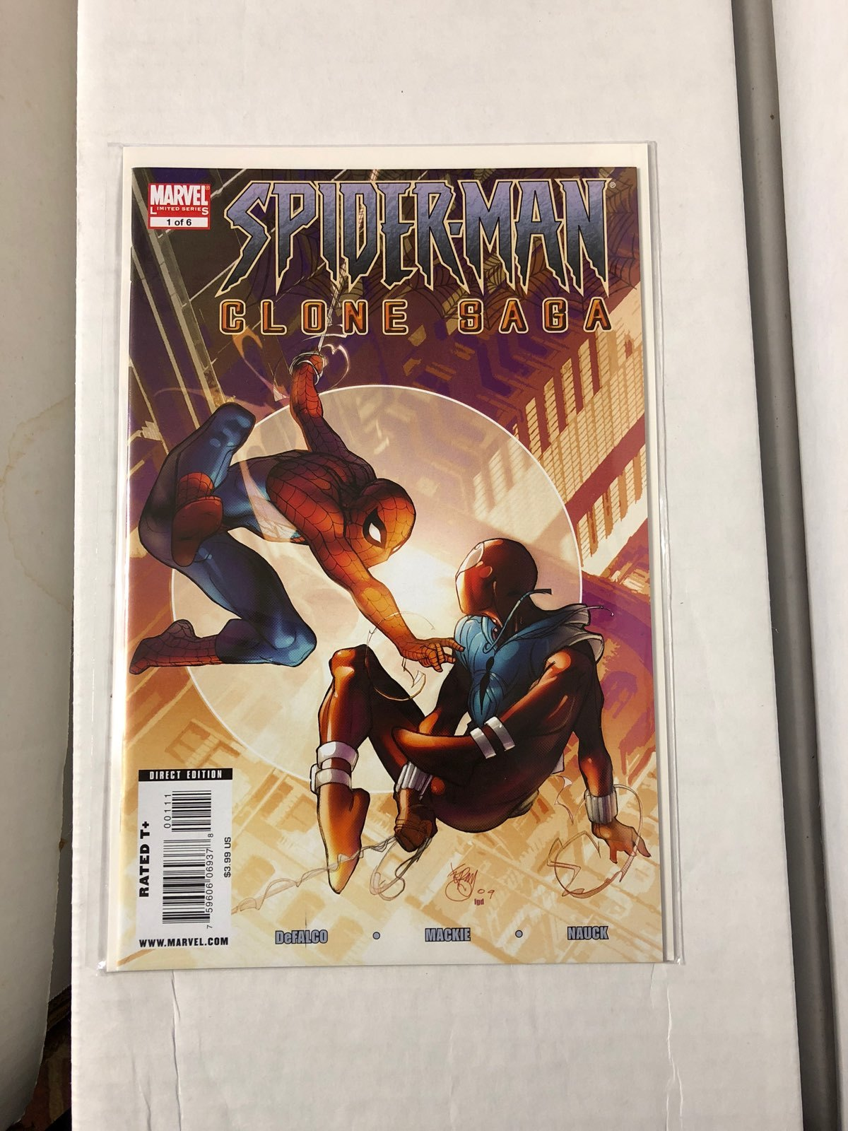 Spider-Man Clone Saga #1