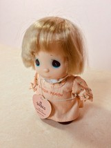 1990 Vintage Precious Moments Georgia Peach Doll Collection Mint - $6.35