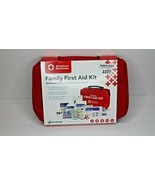 New American Red Cross Family First Aid Kit,120 Count Official License P... - $24.18