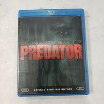 Predator Blu-ray Disc Schwarzenegger Weathers Robocop Weller Allen LOT - $13.99