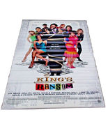 2005 KING'S RANSOM Original Movie Vinyl Theater Banner 48x70  (11) - $59.99