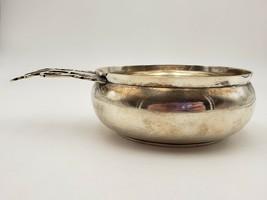 Vintage Tiffany & Co. Makers Sterling Silver Monogrammed Porringer #6942  - $375.00