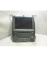 05 06 07 08 09 Cadillac STS Radio 6 CD Player DVD Navigation 25897589 HUK23 - $183.15