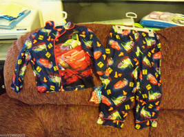 Disney's Pixar Cars 2pc Pajama's Size 24 months Boy's NEW - $17.01