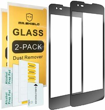 2 Pack Mr.Shield for LG Treasure LTE 4G Tempered Glass Full Screen Prote... - $7.99