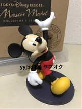 Tokyo Disneyland Mickey Mouse Figure Master Model Collector's Edition Doll - $353.43