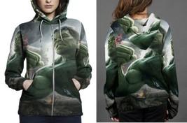 Hulk Age of Ultron Best HTC One wallpapers Hoodie Zipper Women's - $48.99+