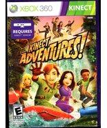 Kinect Adventures Xbox 360 - $6.95