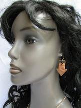 Mujer Sexy Metal Dorado Lightning Flechas Encanto Moda Joyería Collar Set image 9