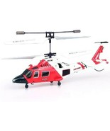 Syma S111G 3.5 Channel RC Helicopter with Gyro Toy Airplane Drone Helicopter NEW - $49.01