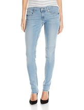 New Levi's 524 Women's Premium Classic Low Rise Skinny Ripped Jeans 115070307