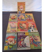 Vintage Lot of 10 Humpty Dumpty's Magazine for Little Children 1956 - 1965 - $34.74