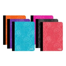 C/R 100 Ct. Paisley Composition Book, 1-ct. - $2.50