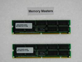 Mem-Rsp8-256m 256mb Approuvé 2x128mb Drachme Mémoire Cisco Rsp8 7500 - $86.86