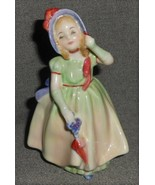 Royal Doulton 1935 COPYRIGHT #HN 1679 BABIE FIGURINE Made in England - $49.49