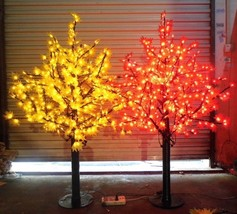 5FT Led Maple Leaf Tree Light Outdoor Wedding Garden Holiday Xmas Home Decor - $355.00