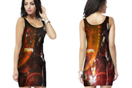 iron man 5 Bodycon Dress - $25.99+