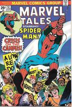 Marvel Tales Comic Book #51 Marvel Comics 1974 VERY FINE- - $4.75