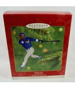 Hallmark 2001 At the Ballpark # 6 Sammy Sosa Chicago Cubs MLB Baseball O... - $9.95
