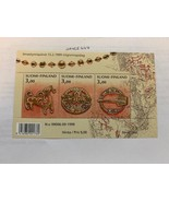 Finland 1108 Age Bronze Jewels s/s mnh 1999 stamps  - $3.75