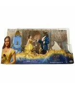 Beauty And The Beast Live Action Enchanted Figurine Set New!!! - $20.95