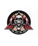 Call of Duty Video Game S.C.A.R. Special Ops Logo Embroidered Patch NEW ... - $7.84