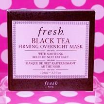 Fresh Black Tea Firming Overnight Mask Full Size 3.3 Oz Sealed 100% Authentic - $83.93