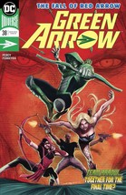Green Arrow #38 DC Comics First Print NM - $3.95