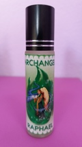 Archangel Raphael Roll On Oil. Health Seraphim prosperity healing chakra medical - $22.22