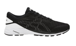 ASICS New Men's DynaFlyte 2 Road Running Shoes BLACK/WHITE - Authentic - $165.00