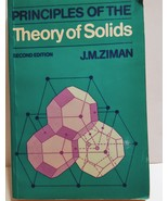Principles of the Theory of Solids, Ziman, J. M. UP Paperback - $25.00