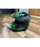 Arai full face helmet Kawasaki collaboration free size limited rare used - $431.99