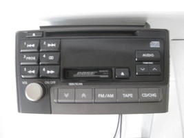 Nissan Maxima GLE 2000 Radio CD Cassette Player Bose with Mounting Brack... - $117.55