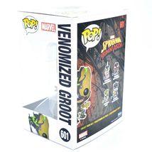 Funko Pop! Spider-Man Maximum Venom Venomized Groot #601 Action Figure image 3