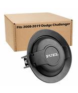 For 2008-2019 Dodge Challenger Matte Black Vapor Edition Fuel Filler Doo... - $35.16