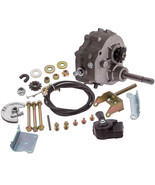 Go Kart Forward Reverse Gear box for 2HP - 11HP Engine 40/41 10T or 12T ... - $156.00
