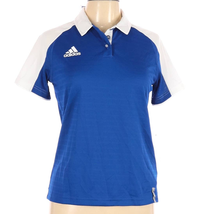 NEW Adidas Womens size M Athletic Top Shirt Polo Climalite Lightweight S... - $15.96