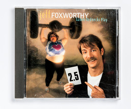 Jeff Foxworthy - Games Rednecks Play - $4.00