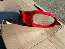 2000 MERCEDES BENZ SLK PASSENGER RIGHT SIDE DOOR MIRROR RED - $138.59